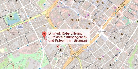 Kontakt Praxis Fur Humangenetik Und Pravention Stuttgart Dr Hering